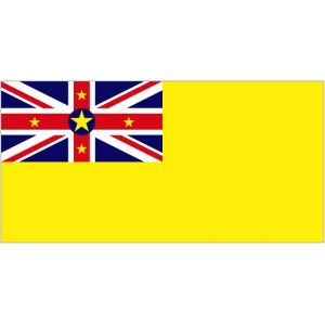 Flag of Niue Magnet