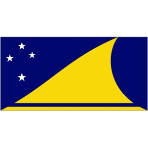 Flag of Tokelau Magnet