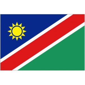 Flag of Namibia Magnet