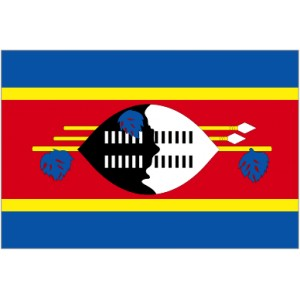 Flag of Swaziland Magnet