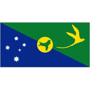 Flag of Christmas Island Magnet