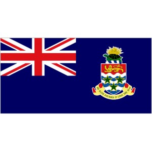 Flag of Cayman Islands Magnet