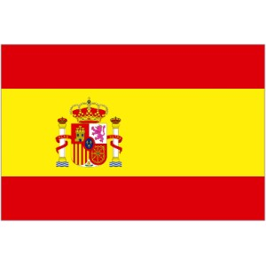 Flag of Spain Magnet