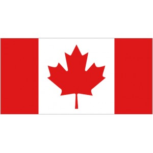 Flag of Canada Magnet