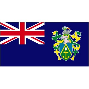 Flag of Pitcairn Islands Magnet