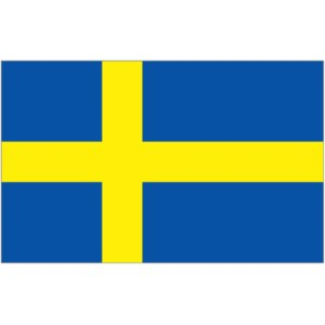 Flag of Sweden Magnet