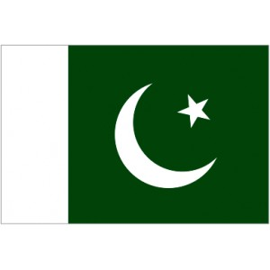 Flag of Pakistan Magnet