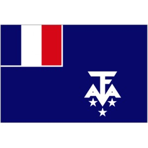 Flag of French Southern & Antarctic Lands Magnet